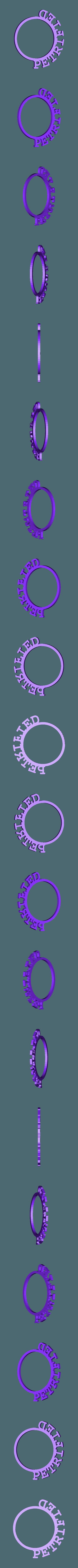 LRingPetrified.stl Download STL file D&D Condition Rings • 3D printable design, Jinja