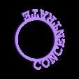 LRingConcentrate.stl Download STL file D&D Condition Rings • 3D printable design, Jinja