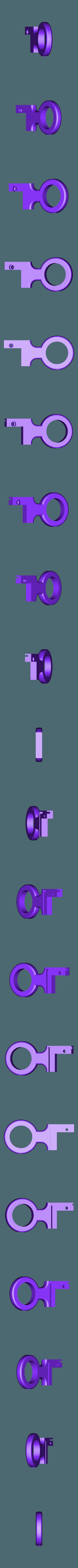 tringle-gauche.stl Download free STL file Bar rod • Template to 3D print, david39