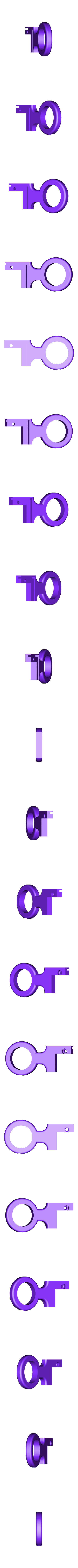 tringle-droite.stl Download free STL file Bar rod • Template to 3D print, david39