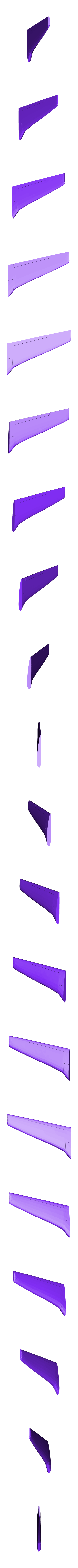 ala_izq.STL Download STL file Rutan Long EZ • 3D print design, Nico_3D