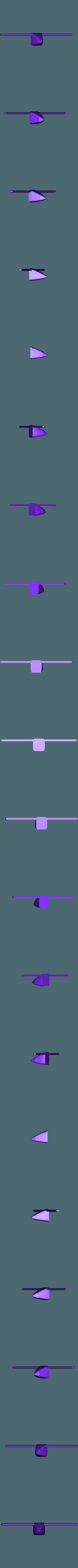 fuse_1.STL Download STL file Rutan Long EZ • 3D print design, Nico_3D