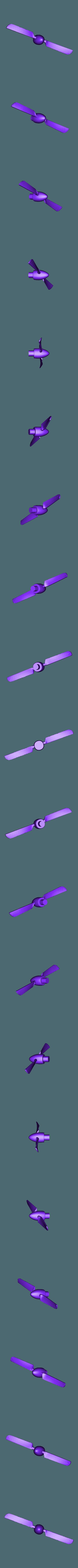 cono_helices.STL Download STL file Rutan Long EZ • 3D print design, Nico_3D