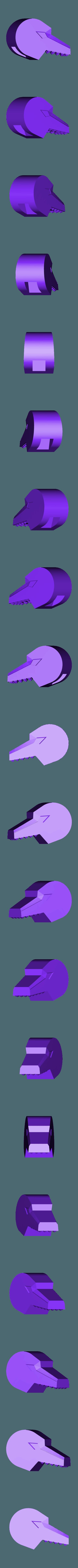 Head.STL Download STL file Grimlock • Model to 3D print, biglildesign