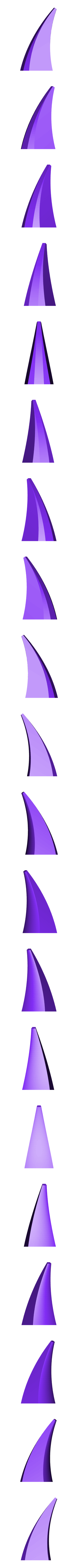 Tail-Lower.STL Download STL file Grimlock • Model to 3D print, biglildesign