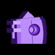 Body-Lower.STL Download STL file Grimlock • Model to 3D print, biglildesign