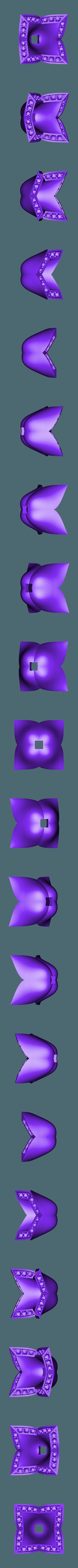 petite tulipe ok.stl Download STL file tulip ring • 3D printing model, ToneRjewelery
