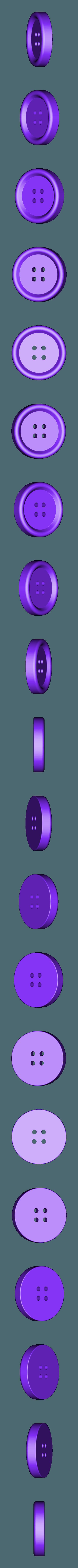 knoflik.STL Download free STL file Knob • Template to 3D print, jaazasja
