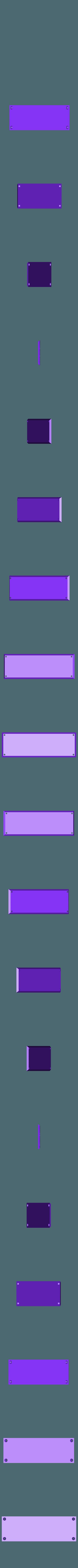 poly-coper_batt.stl Download free STL file Poly 3D Printer Frame • 3D printer design, Poly