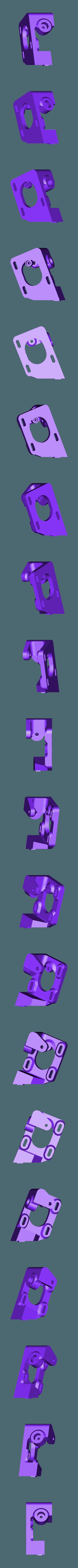 poly-bowden.stl Download free STL file Poly 3D Printer Frame • 3D printer design, Poly