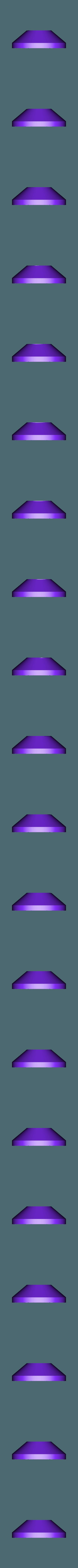 spool_holder_knob_xl.stl Download free STL file Spool holder for 2020 Extrusions (Deltas) • Model to 3D print, AlkinsDesigns