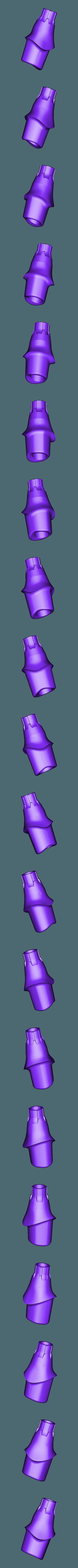 Custom Abutment.stl Download OBJ file Digital Implant Model with Soft Tissue • 3D printing object, LabMagic3DCAD