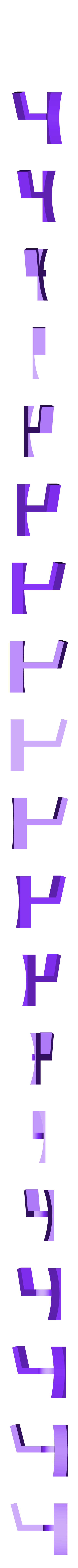 Arm_Thumb.stl Download free STL file Impatience, Motorized • 3D printer object, gzumwalt
