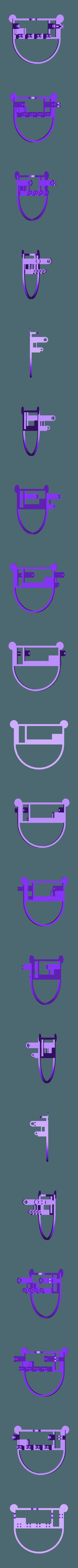 Base_Motorized.stl Download free STL file Impatience, Motorized • 3D printer object, gzumwalt