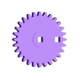 Gear_Legs.stl Download free STL file Perseverance • 3D printer template, gzumwalt