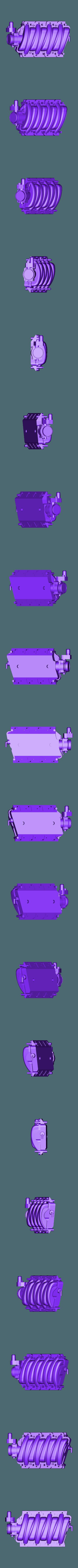 Intake_A.STL Download STL file Fury road hotrod bodyshell 1/10 • 3D printing design, RCGANG93