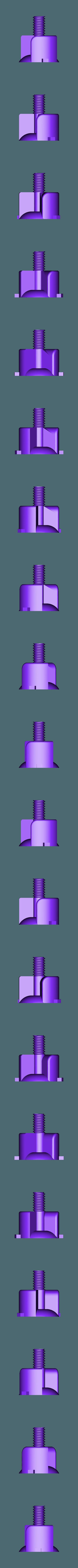 Universal Camera Holder.stl Download free STL file Adjustable Tripod (FULLY 3D PRINTED) • 3D printing design, samsuchin