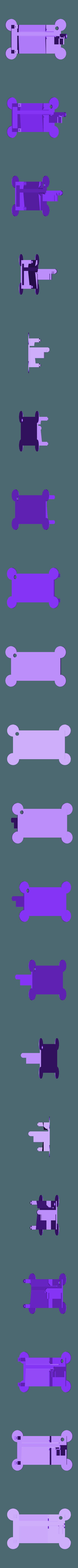 "Track_Base_New.stl Download free STL file Marblevator ""Mini"", Zigzag Edition Track • 3D print design, gzumwalt"