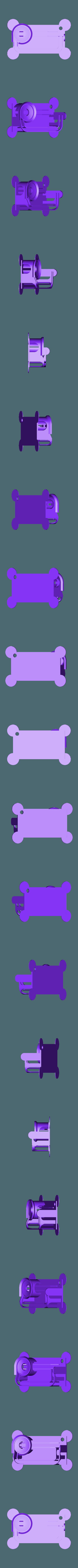 "Track_Bowl.stl Download free STL file Marblevator ""Mini"", Bowl Edition • 3D printer object, gzumwalt"