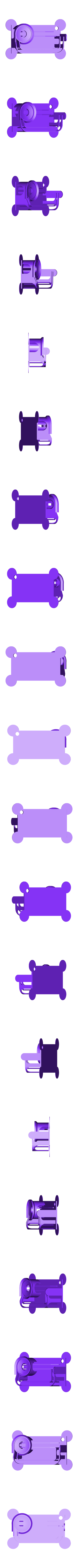 "Track_Bowl_1.stl Download free STL file Marblevator ""Mini"", Bowl Edition • 3D printer object, gzumwalt"