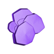 SmallRockCluster.stl Download free STL file Small Rock Cluster • 3D printer design, daandruff