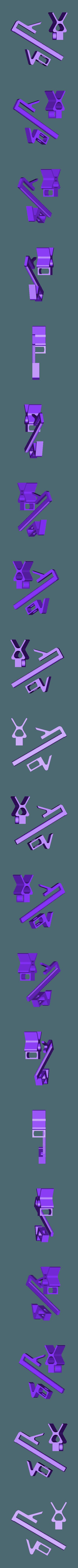 All(without-nuts).stl Download free STL file Universal Adapter Smartphone-Binoculars • 3D printer design, Matlek