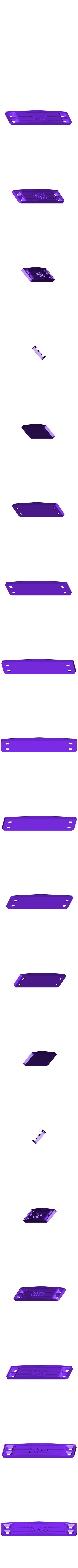 perciana.stl Download STL file gmc sierra truck • Template to 3D print, 3Diego