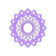 Picture Frame.stl Download free STL file Spirograph Picture Frame • 3D printing model, ModelMagic