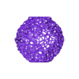 mini_geodesic_dome_planter_voro_simplified.stl Download free STL file voronoi pot • 3D printer template, solunkejagruti