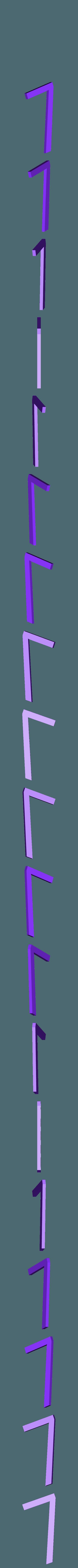 logo_100_7.stl Download free STL file iPhone6 case • Design to 3D print, tofuji