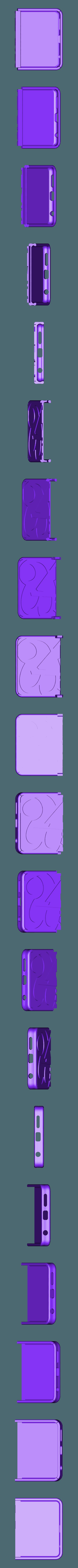 iphone6s_case_107_bottom.stl Download free STL file iPhone6 case • Design to 3D print, tofuji