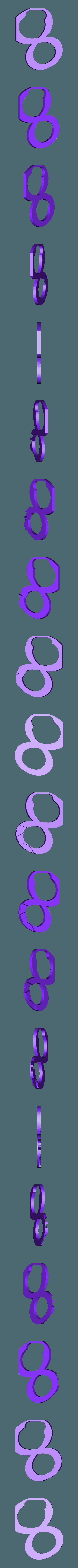 logo_100_8.stl Download free STL file iPhone6 case • Design to 3D print, tofuji