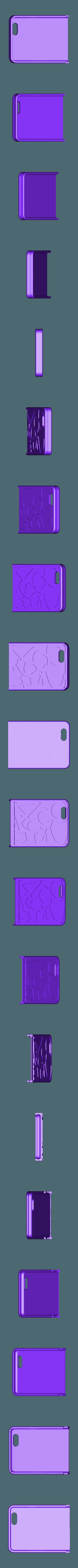 iphone6s_case_107_top.stl Download free STL file iPhone6 case • Design to 3D print, tofuji
