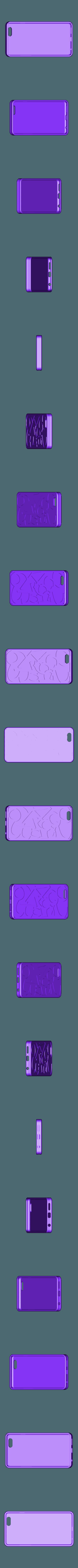 iphone6s_case_107_1piece.stl Download free STL file iPhone6 case • Design to 3D print, tofuji