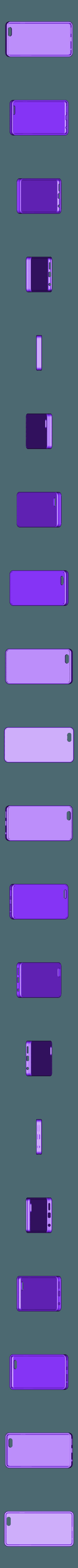 iphone6s_case_107_1piece_plain.stl Download free STL file iPhone6 case • Design to 3D print, tofuji