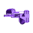 Scanner_Bracket_Handles.stl Download free STL file Structure Sensor Mount (12.9inch iPad) • 3D printable template, DragonflyFabrication