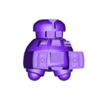 V.I.N_Cent__L.F.396.stl Download free STL file VINCENT FROM DISNEYS THE BLACK HOLE • 3D printer object, A_SKEWED_VIEW_3D