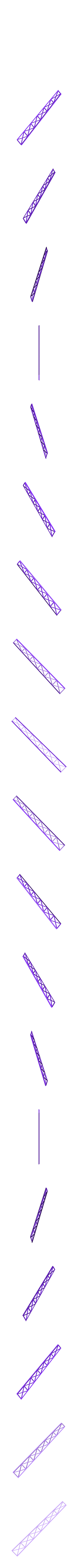 Tower_Segments_3.stl Download free STL file HO Scale 68' Yard Light Tower • 3D printer model, kabrumble