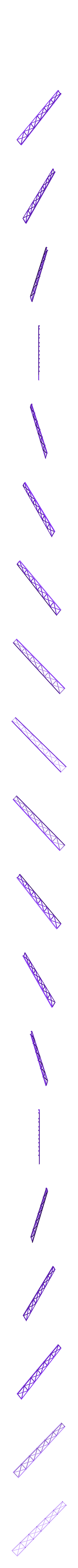 Tower_Segment_1_with_Conduit_Attachments.stl Download free STL file HO Scale 68' Yard Light Tower • 3D printer model, kabrumble
