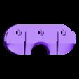 Basket.stl Download free STL file Wall-mount Basket Holder (Removable) • 3D printable object, ICTAvatar