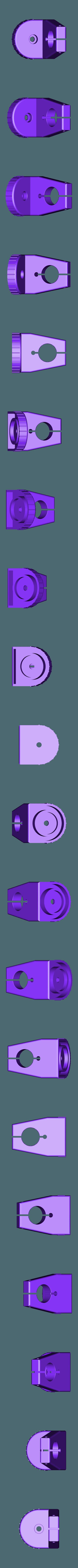 Proxxon_Part.stl Télécharger fichier STL gratuit Pièce Proxxon pour stand mb 140/s • Modèle pour impression 3D, ICTAvatar