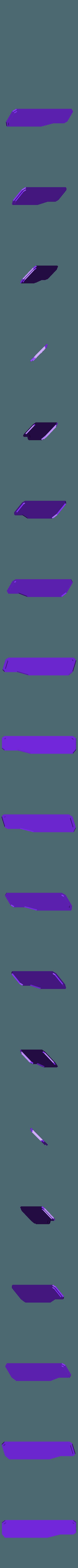 Pi_Omen_glass.stl Download free STL file Raspberry Pi 3 OMEN Accelerator Case • 3D printable object, Chaco