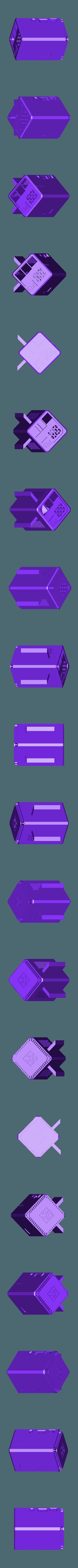Pi_Omen_case.stl Download free STL file Raspberry Pi 3 OMEN Accelerator Case • 3D printable object, Chaco