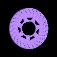 Front_brake_disk_2.STL Download STL file Cafe racer • Model to 3D print, Guillaume_975