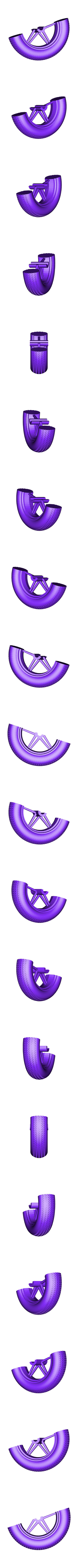 Wheel_4_parts.STL Download STL file Cafe racer • Model to 3D print, Guillaume_975