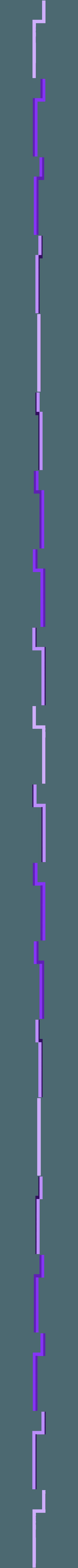 Axle.stl Télécharger fichier STL gratuit Coeur à engrenages, édition manivelle à main • Design pour impression 3D, gzumwalt