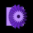Heart_Base_1-2.stl Télécharger fichier STL gratuit Coeur à engrenages, édition manivelle à main • Design pour impression 3D, gzumwalt
