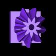 Heart_Base.stl Télécharger fichier STL gratuit Coeur à engrenages, édition manivelle à main • Design pour impression 3D, gzumwalt