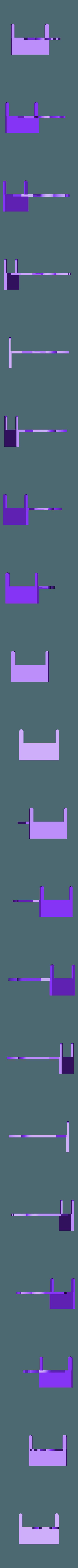 Leg_Right.stl Download free STL file T-Rex Windup Walker • 3D printer model, gzumwalt