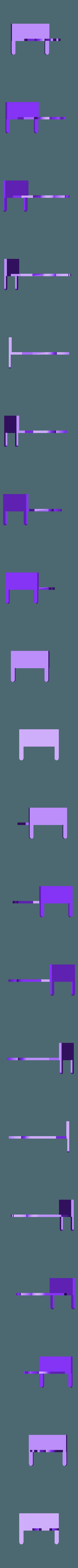 Leg_Left.stl Download free STL file T-Rex Windup Walker • 3D printer model, gzumwalt
